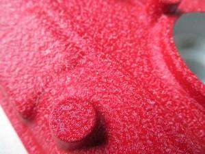 Ferrari 550/575 Maranello Headcover WrinklePaint