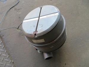 NISSAN PATROL Heatercore