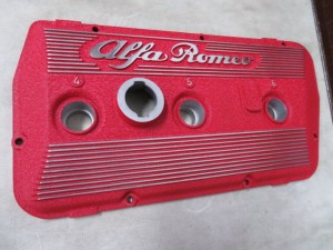 ALFAROMEO Headcover Wrinkle Paint