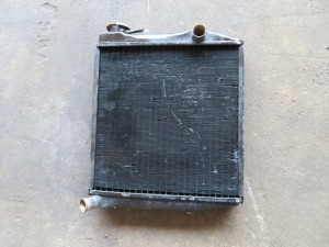 MGB MG100  Radiator