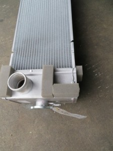 Caterpillar 305 Radiator