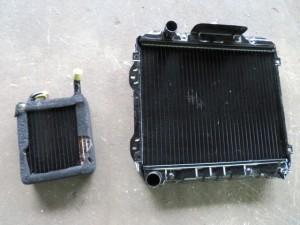 TOYOTA CARINA TA17 Radiator Heatercore