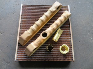 TOYOTA STARLET KP61 Radiator