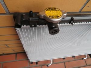 TOYOTA ESTIMA Hybrid AHR10W Radiator