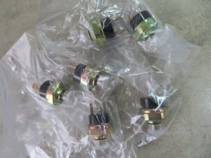 NISSAN A/C Pressure Switch