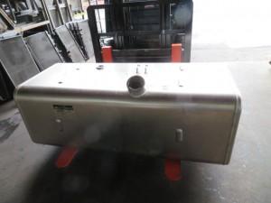 Aluminum Fuel Tank Welding
