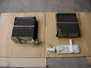 NISSAN 240RS Heatercore