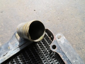 MAZDA SAVANNA RX-3 Radiator