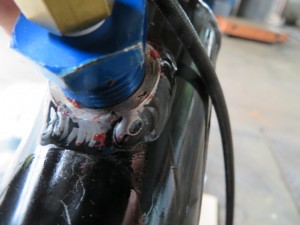 Fairlady Z S30 Oilcooler