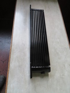 日本ラヂエーター製 オイルクーラー