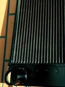 HITACHI ZX80 Radiator
