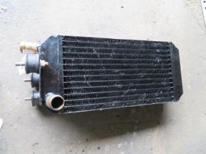 KS07 Radiator
