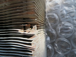 LOTUS EUROPA Heatercore