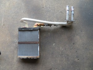 NISSAN PRESIDENT HeaterCore