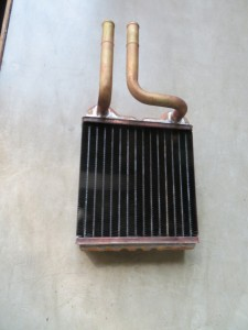 DAIHATSU MIRA 502S Heatercore