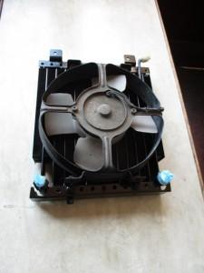 VW Beetle Cooler Condenser