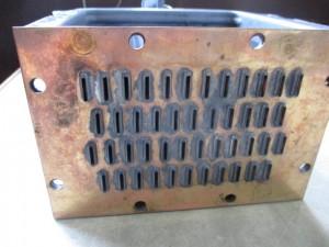 クボタ 耕うん機 KRA75 ラジエーター