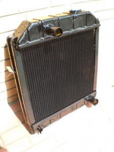 FORD TRACTOR RADIATOR