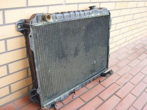 MS112 Radiator