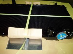 MZ12 SOARER Radiator