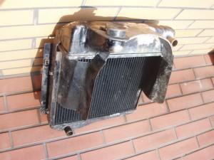 Austin-Healey Radiator