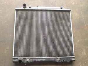 DELICA SPACE GEAR RADIATOR