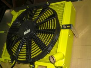 Birkin Super 7 RADIATOR