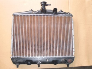 SpeedSprayer Radiator