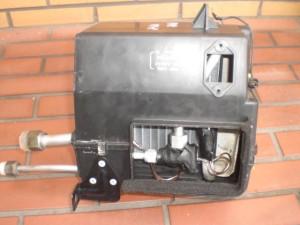 117COUPE Evaporator
