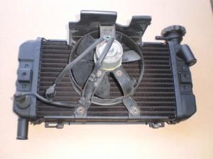 HONDA VTZ250 RADIATOR