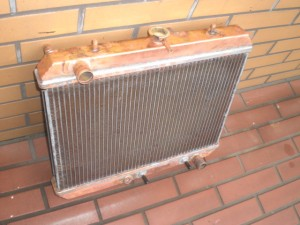 S-Cargo Radiator