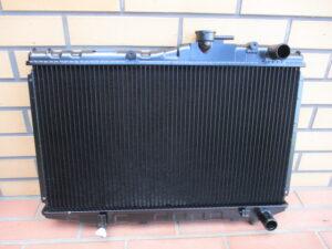 AE86 銅2層ラジエーター