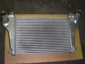 FORWARD INTERCOOLER