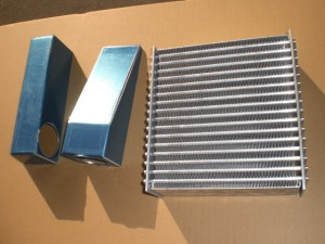 Air to Water Intercooler