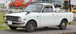 Toyota Publica Pickup