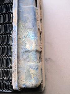 A30 GLORIA HeaterCore