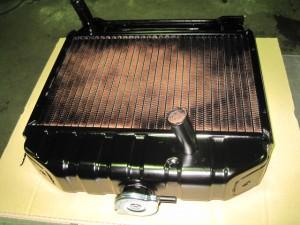 Kubota COMBINE NX1000 RADIATOR