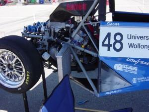 formulaCar Radiator