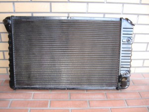 CORVETTE  C3 RADIATOR