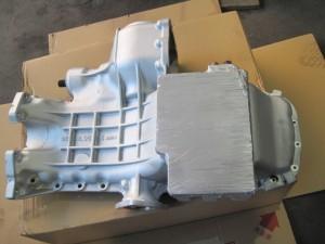 SKYLINE  R33 GT-R  OILPAN Repair