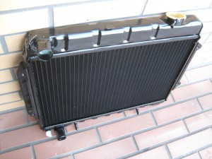 117COUPE  Radiator