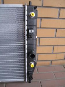 CADILLAC XLR RADIATOR