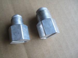 NISSAN B310 A/C CONDENSER