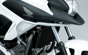 HONDA NC750X FRONT SIDE PIPE