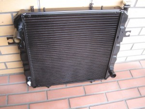 TOYOTA 5FG(D)10〜15 Radiator