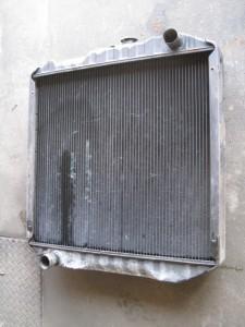 Fire-Engine Radiator