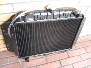 LAUREL C130 Radiator
