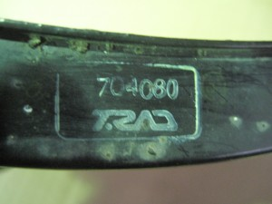 DUCATI 1198 Radiator