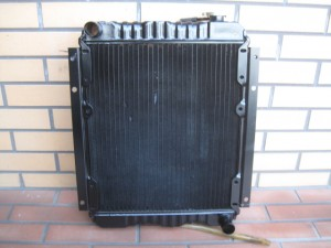 HITACHI ZC35C Radiator