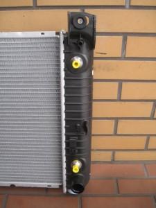 2007 CHEVROLET TAHOE Radiator